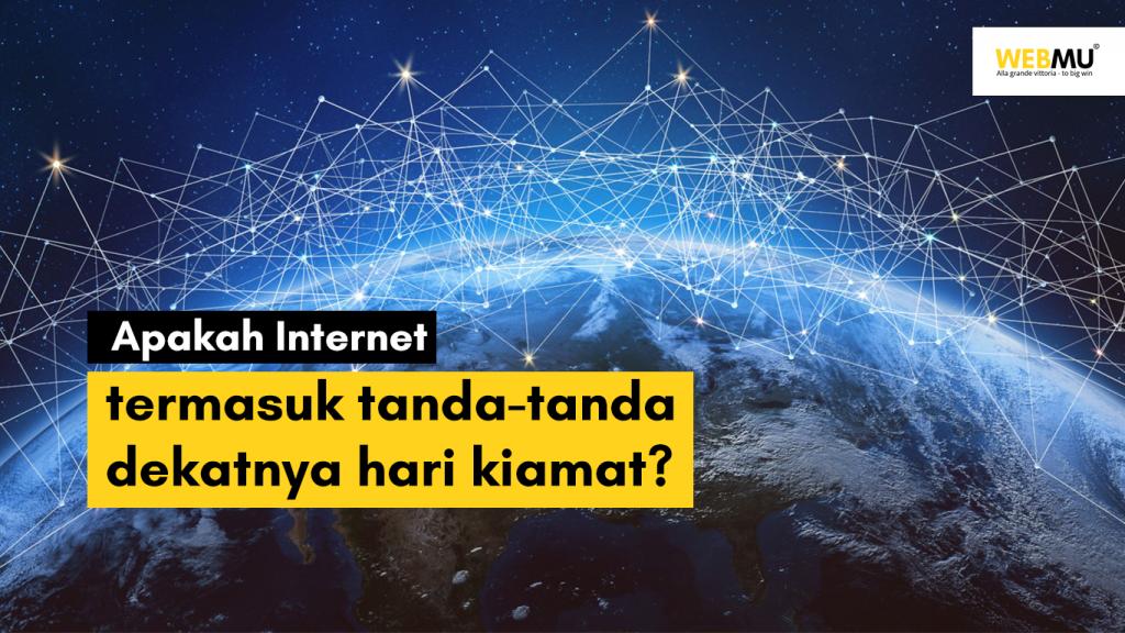 Hubungan internet dengan dajjal
